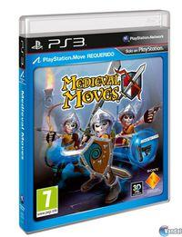 Portada oficial de Medieval Moves: Deadmund's Quest para PS3