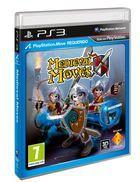 Portada oficial de de Medieval Moves: Deadmund's Quest para PS3