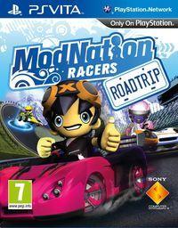 Portada oficial de ModNation Racers: Road Trip para PSVITA