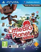 Portada oficial de de LittleBigPlanet Vita para PSVITA