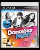 Portada oficial de de DanceStar Party para PS3