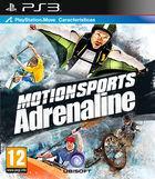 Portada oficial de de Motionsports Adrenaline para PS3