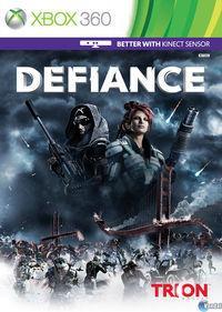 Portada oficial de Defiance para Xbox 360