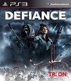 Portada oficial de de Defiance para PS3