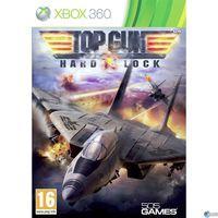 Portada oficial de Top Gun: Hard Lock para Xbox 360