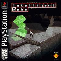 Portada oficial de Intelligent Qube para PS One