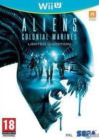 Portada oficial de Aliens: Colonial Marines para Wii U