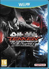 Portada oficial de Tekken Tag Tournament 2: Wii U Edition para Wii U