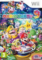 Portada oficial de de Mario Party 9 para Wii