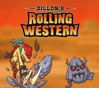 Portada oficial de Dillon's Rolling Western eShop para Nintendo 3DS