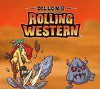 Portada oficial de de Dillon's Rolling Western eShop para Nintendo 3DS