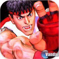 Portada oficial de Street Fighter IV Volt para iPhone