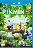 Portada oficial de de Pikmin 3 para Wii U