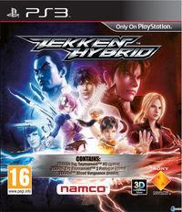 Portada oficial de Tekken Hybrid para PS3
