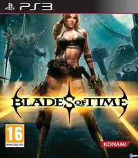 Portada oficial de Blades of Time para PS3