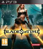 Portada oficial de de Blades of Time para PS3