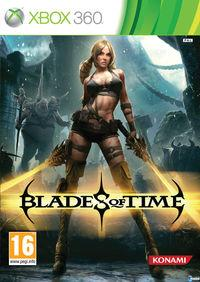 Portada oficial de Blades of Time para Xbox 360