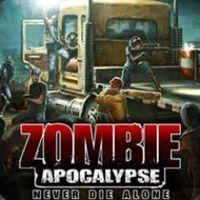 Portada oficial de Zombie Apocalypse: Never Die Alone PSN para PS3