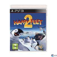Portada oficial de Happy Feet Two – The Videogame para PS3