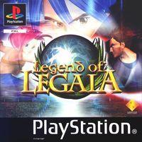 Portada oficial de Legend of Legaia para PS One