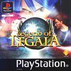 Portada oficial de de Legend of Legaia para PS One