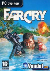 Portada oficial de Far Cry para PC