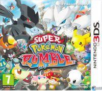 Portada oficial de Super Pokémon Rumble para Nintendo 3DS