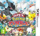 Portada oficial de de Super Pokémon Rumble para Nintendo 3DS