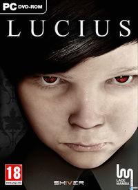 Portada oficial de Lucius para PC