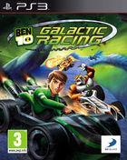 Portada oficial de de Ben 10 Galactic Racing para PS3