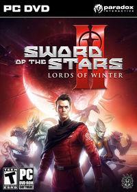 Portada oficial de Sword of the Stars II: Lords of Winter para PC