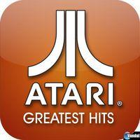 Portada oficial de Atari's Greatest Hits para iPhone