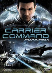 Portada oficial de Carrier Command: Gaea Mission para PC