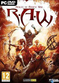 Portada oficial de R.A.W. - Realms Of Ancient War para PC