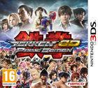Portada oficial de de Tekken 3D Prime Edition para Nintendo 3DS