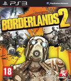 Portada oficial de de Borderlands 2 para PS3