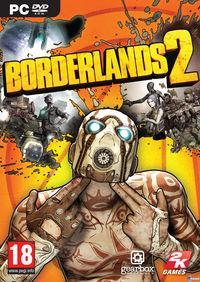 Portada oficial de Borderlands 2 para PC