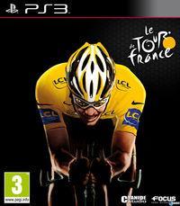 Portada oficial de Le Tour de France para PS3