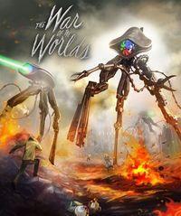 Portada oficial de The War of the Worlds PSN para PS3