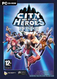 Portada oficial de City of Heroes Freedom para PC