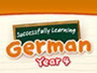 Portada oficial de Éxito en primaria Alemán Curso 1º WiiW para Wii