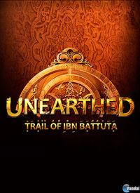 Portada oficial de Unearthed: Trail of Ibn Battuta - Episodio 1 PSN para PS3