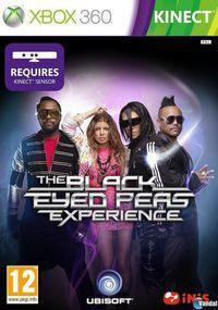 Portada oficial de The Black Eyed Peas Experience para Xbox 360