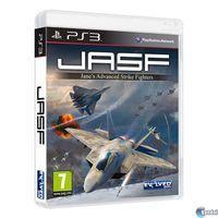 Portada oficial de Jane's Advanced Strike Fighters para PS3