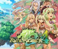Portada oficial de Rune Factory 4 eShop para Nintendo 3DS
