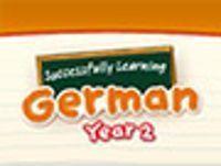 Portada oficial de Éxito en primaria Alemán Curso 2º WiiW para Wii