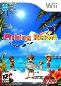 Portada oficial de Fishing Resort para Wii