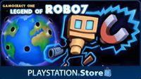 Portada oficial de Legend of Robot PSN para PS3