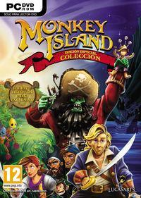 Portada oficial de Monkey Island Special Edition Collection para PC