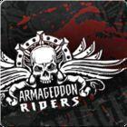 Portada oficial de de Armageddon Riders para PS3